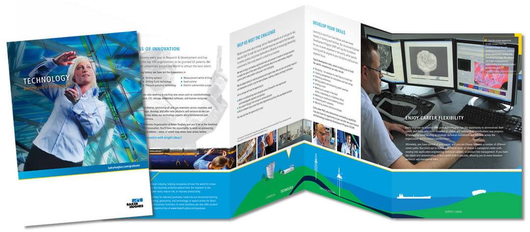 baker hughes | graduate and experienced hires campaign 2012-2015