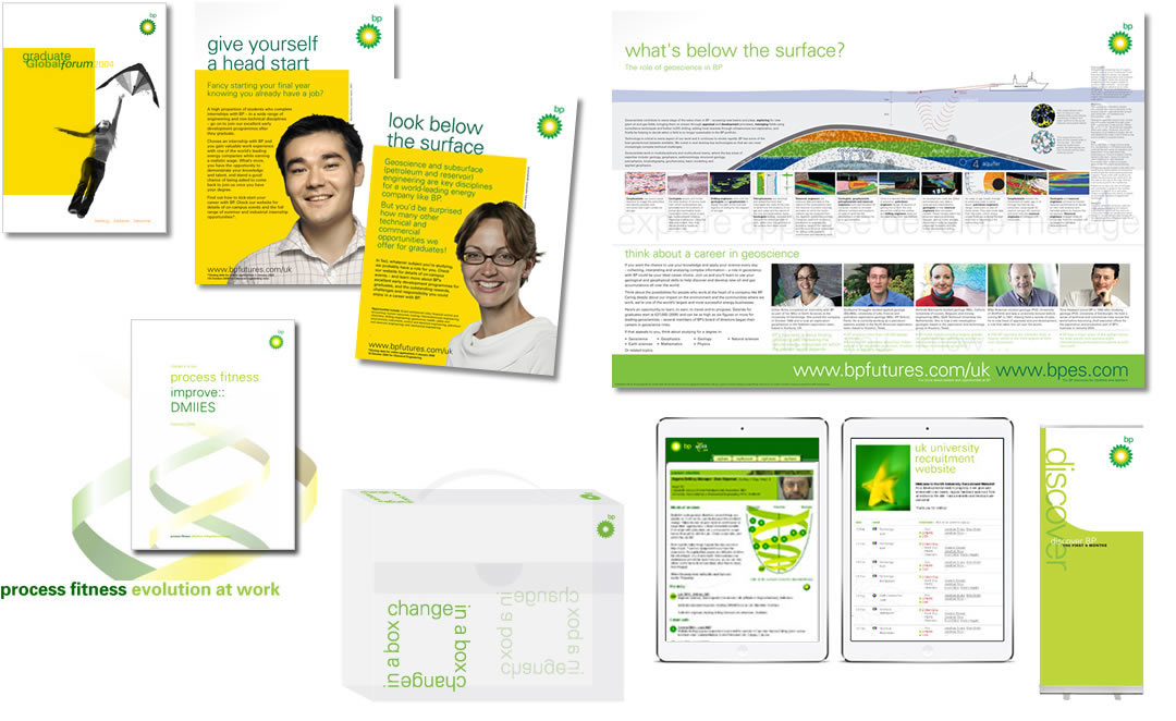 bp internal comms