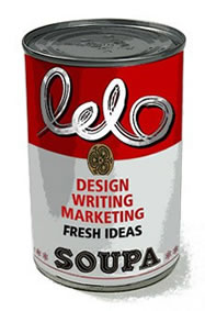 Lelo | design, writing, marketing fresh ideas - SOUPA