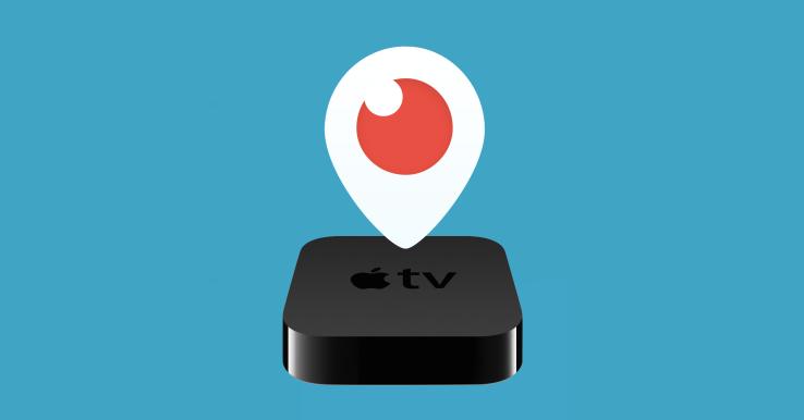 Periscope Is Secretly Building An Apple TV App