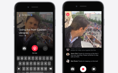 """Facebook Gives Verified Profiles Its Mentions App With """"Live"""" Streaming And Posts Just To Followers"""