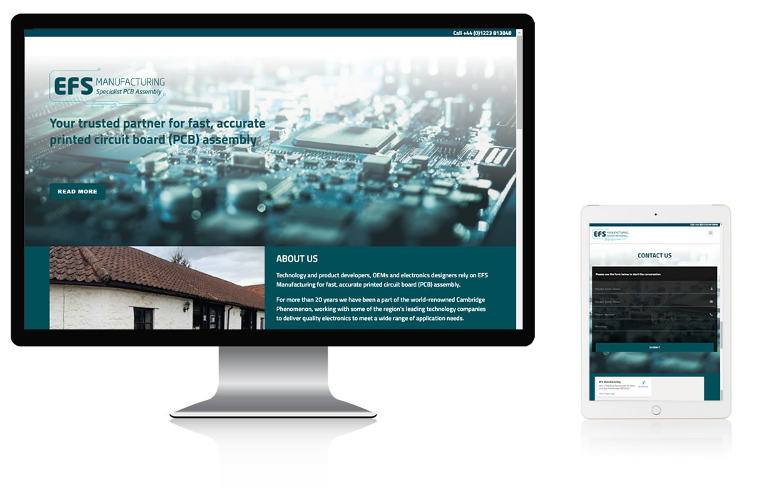 efs manufacturing website